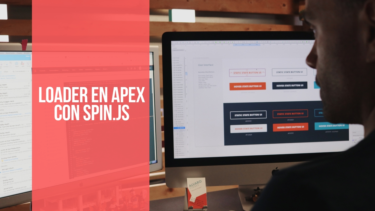 Blog de Oracle Apex Español | Desarrollo de Apps